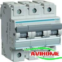 Hager Aptomat 3 pha 100A HLF390S