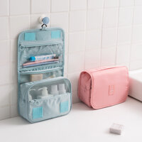 Hanging Toiletry Bag Travel Organizer Cosmetic Wash Make Up Bag Case for Women Men Toiletry Kit Cosmetic Bag Travel Accessories