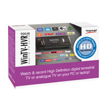 WinTV – HVR-900 (For MAC)