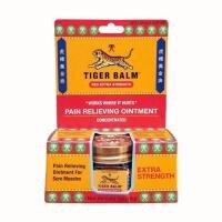 Hỗ trợ xương khớp Cao xoa bóp con hổ Tiger Balm Red Extra Strength 18g