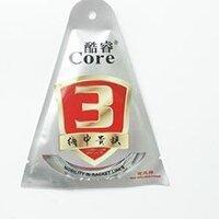 Hoa Anh Đào Core C3 Đàn Hồi Cao Dây Lưới Cầu Lông 0.66 Mm VỢT CẦU LÔNG Tuyến Không Dây Không Thể Đủ Khả Năng Để Lb