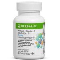 Hỗn hợp vitamin Herbalife