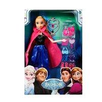 Hộp Cao Cấp Anna Và Elsa Búp Bê Boneca 29Cm Búp Bê Elsa Sốt 2 Công Chúa Quần Áo Cho Búp Bê Nhân Vật cô Gái Đồ Chơi Trẻ Em