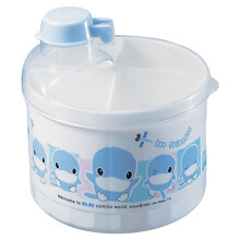 Hộp chia sữa tròn Ku Ku Ku5310