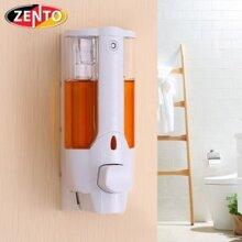 Hộp đựng sữa tắm dầu gội gắn tường đơn Zento ZT401