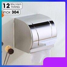 Hộp đựng giấy vệ sinh TP HG-04, inox 304