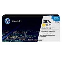 Hop muc laser mau HP-307A Yellow (CE742A) dung cho may in HP CP5225/5225N/5225DN