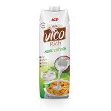 Nước cốt dừa Vico Rich 1 lít
