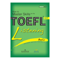 How To Master Skills For The TOEFL iBT Listening Basic With Audio CD