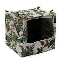 Hunting Portable Foldable Camouflage Box-type Airsoft Gun Shooting Game Target Case