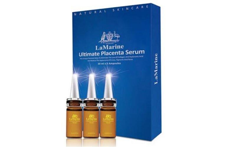 Huyết thanh nhau thai cừu của Úc La Marine Ultimate Placenta Serum Lalisse