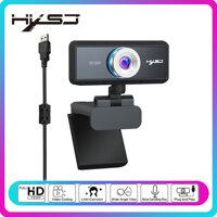 HXSJ S90 HD Webcam Có Mic USB3.0 2.0 720P Có Thể Điều Chỉnh 360 ° Cao Cấp Cuộc Gọi Video Camera Cho Video Trò Chuyện Họp Net Phát Sóng Trực Tiếp LazadaMall