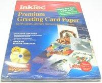Inktec 20GC Premium Creeting Card Inkjet Paper