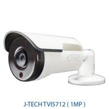 Camera HDTVI hồng ngoại J-Tech TVI5712 - 1MP