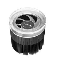 Jonsbo Cr-801 Down Pressure Cpu Radiator 9Cm Silent Fans Pwm Intelligent Temperature Control Cpu Cooler For Intel Amd