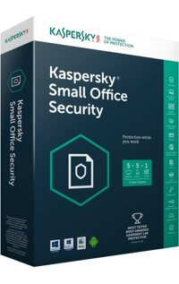 Kaspersky Small Office Security (10PCs + 10 Mobiles + 1 File Server)