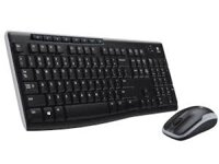 KB + Mouse Logitech MK270