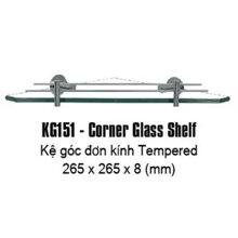 Kệ kính 1 tầng Kendax KG151