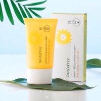 Kem Chống Nắng Cho Da Khô Chống Trôi Perfect UV protection cream long lasting SPF50+ PA+++ for dry skin 50ml