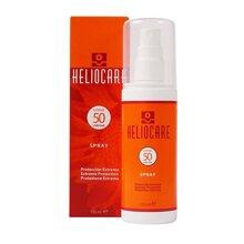 Kem Chống Nắng Dạng Xịt Heliocare Spray SPF 50
