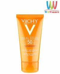 Kem chống nắng Vichy Ideal Soleil SPF50 50ml - PHÁP