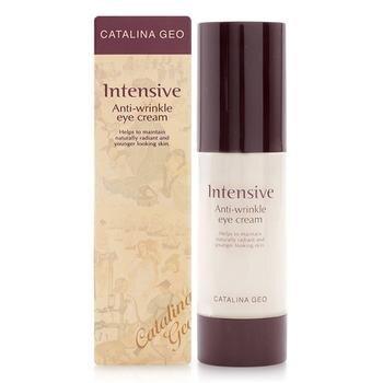 Kem đặc trị nhăn và quầng thâm vùng mắt Catalina Geo Intensive Anti-wrinkle Eye Cream 35ml