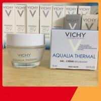 Kem dưỡng ẩm Vichy Aqualia Thermal crème légère 15ml