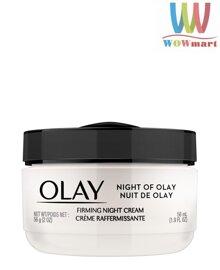 Dưỡng da Night of Olay Firming Cream