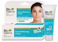 Kem Làm Trắng Da Vùng Mặt BioBalance Facial Whitening Cream
