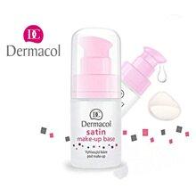 Kem lót trang điểm dưỡng ẩm làm mịn da Dermacol Satin Make-up Base 10ml