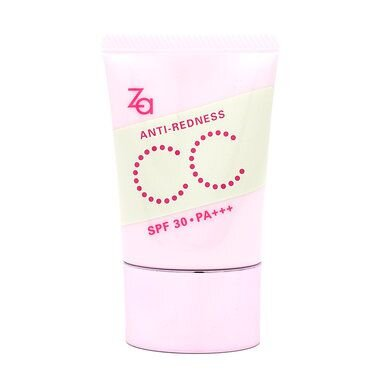 Kem nền Za Color Match Shield CC Cream Anti-Redness 30g