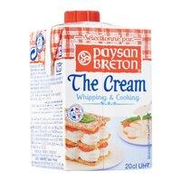kem sữa whipping cream Paysan Breton 200 ml