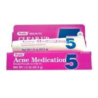 Kem trị mụn Rugby Acne Medication 5% của Mỹ 42,5g