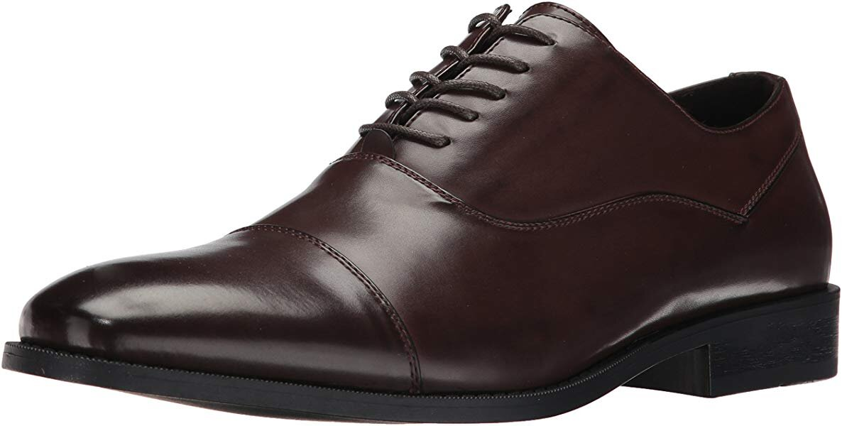 KENNETH COLE Unlisted Half Time Men's Cap Toe Oxford