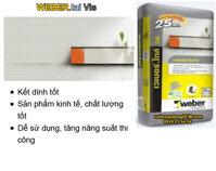 Keo dán gạch Thái Lan Weber tai Vis