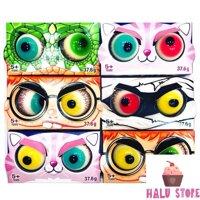 Kẹo dẻo Trolli Glotzer con mắt (Eyeball) Đức