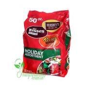 Keo Socola tong hop Holiday Assortment 1.07kg cua My
