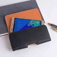Kẹp Đai Ốp Lưng Dành Cho Samsung Galaxy Samsung Galaxy Note10 Plus S10 Plus/S9/S8/S7/S9 + S10e note8 Note 9 Da PU Túi Đựng Cho IPhone11 Max Pro 6 S 7 8 Plus XS XR Di Động Điện Thoại túi Thắt Lưng Túi