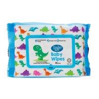 Khăn Giấy Ướt Cho Bé Tender Soft Baby Wipes Có Mùi - 30 tờ