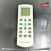 Khiển remote điều hòa máy lạnh DAIKIN