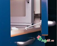 Khóa chốt cửa an toàn cho bé Brevi BRE325
