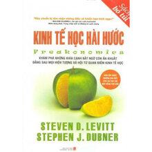 Kinh tế học hài hước - Stephen J. Dubner & Steven D Levitt
