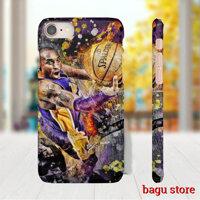 KOBE BRYANT Huyền Thoại Sống Dành Cho iPhone 11 11Pro XS XR Max X 6/6S 7 8 Plus 5/5 S/5C & Samsung Galaxy S8 S9 S10 Plus S5 S6 S7 Edge Note & Hứa Ngụy
