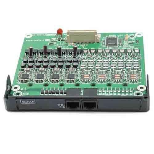 Card KX-NS5173 mở rộng 8 máy nhánh analog cho Tổng đài iP Panasonic KX-NS300