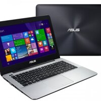 Laptop ASUS K455LA-WX287D (Dark Gray), i3-5010U 2.1Ghz