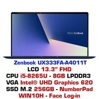 Laptop Asus ZenBook UX333FA A4011T