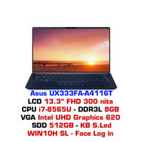 Laptop Asus ZenBook UX333FA A4116T