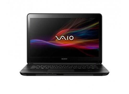 Laptop Sony Vaio Fit SVF1421QSG(B/W) - Intel Core i3-3217U 1.8GHz, 2GB RAM, 750GB HDD, Intel HD Graphics 4000, 14 inch