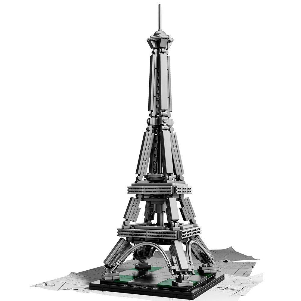 Bộ xếp hình Tháp Eiffel LEGO Architecture 21019