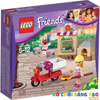 Lego Friends 41092 Cua Hang Banh Pizza Cua Stephanie